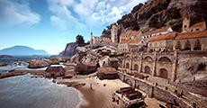 에페리아 항구 마을